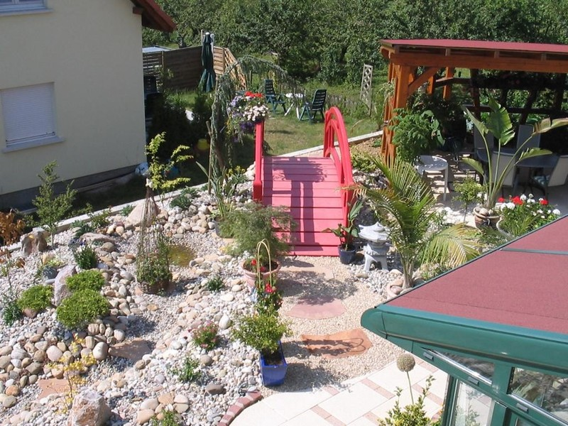 Werling baumschulen japanischer steingarten - Japanischer steingarten ...